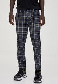PULL&BEAR - Pantalon classique - light grey - 0