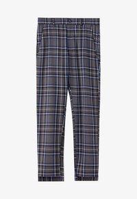 PULL&BEAR - Pantalon classique - light grey - 5