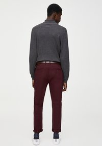 PULL&BEAR - Chinot - bordeaux - 2