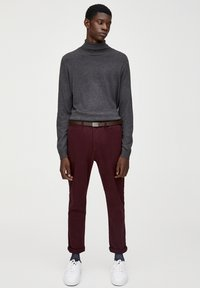 PULL&BEAR - Chinot - bordeaux - 3