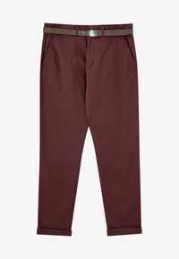 PULL&BEAR - Chinot - bordeaux - 5