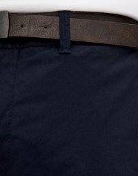 PULL&BEAR - Chinot - blue - 5