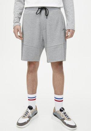 IM JOGGINGSTIL - Shorts - grey