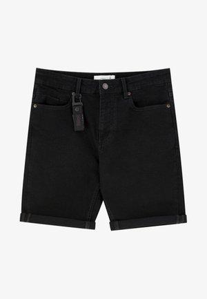 Short en jean - black