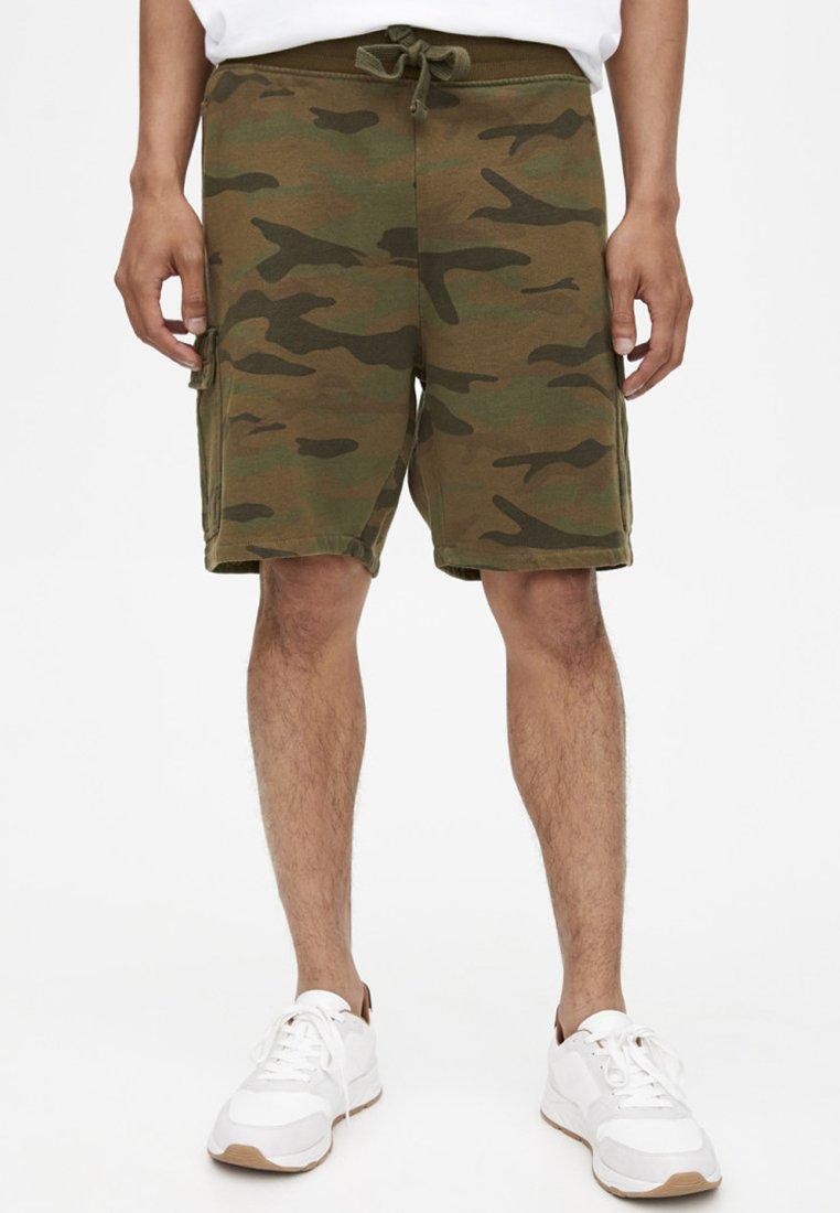 PULL&BEAR - Shorts - khaki
