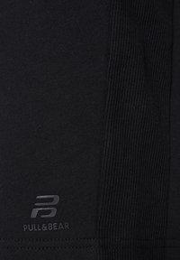 PULL&BEAR - Szorty - black - 6