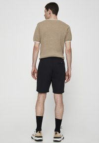 PULL&BEAR - Shorts - black - 2