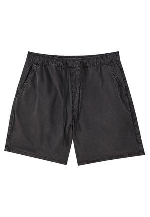 MIT STRETCHBUND - Shorts - black