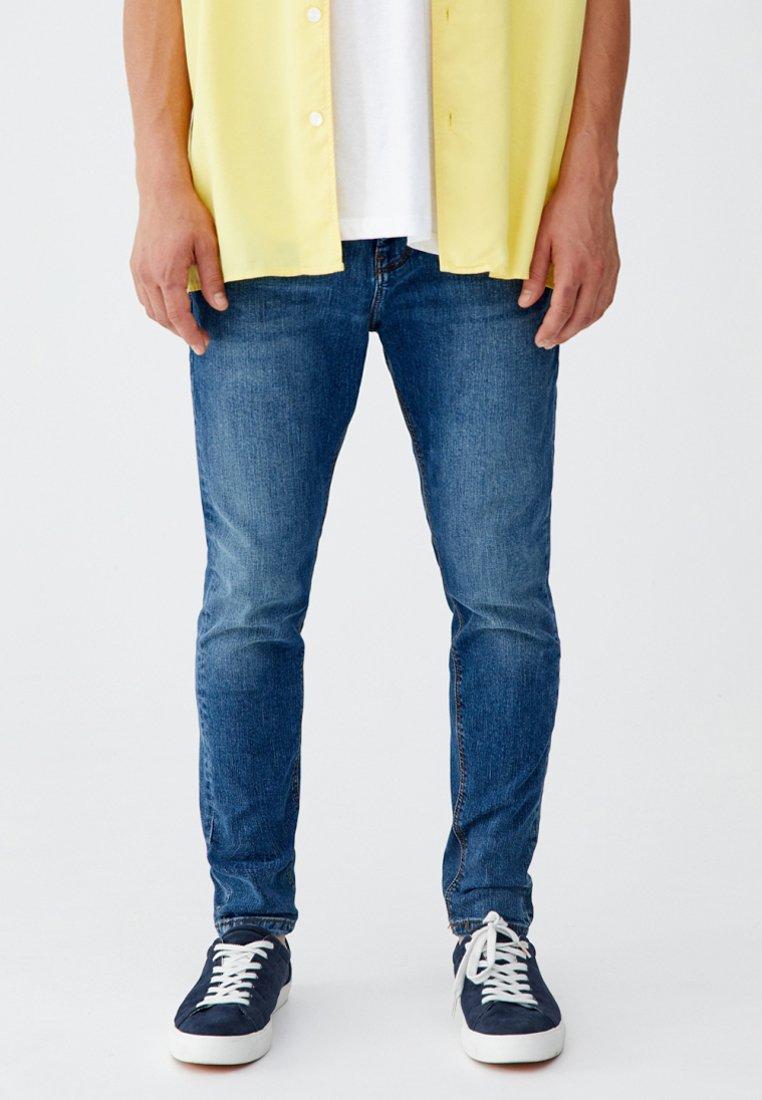 PULL&BEAR - Jeans Slim Fit - blue