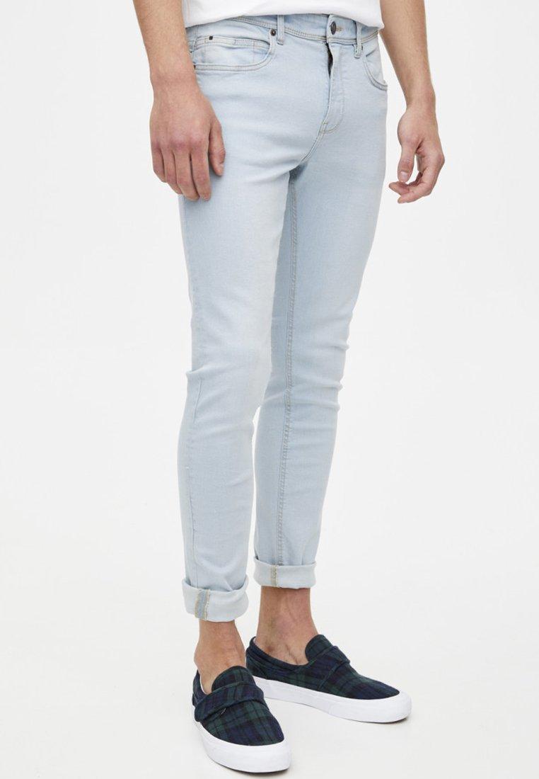 PULL&BEAR - Jeans Skinny Fit - light blue