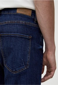 PULL&BEAR - Slim fit jeans - dark blue denim - 3