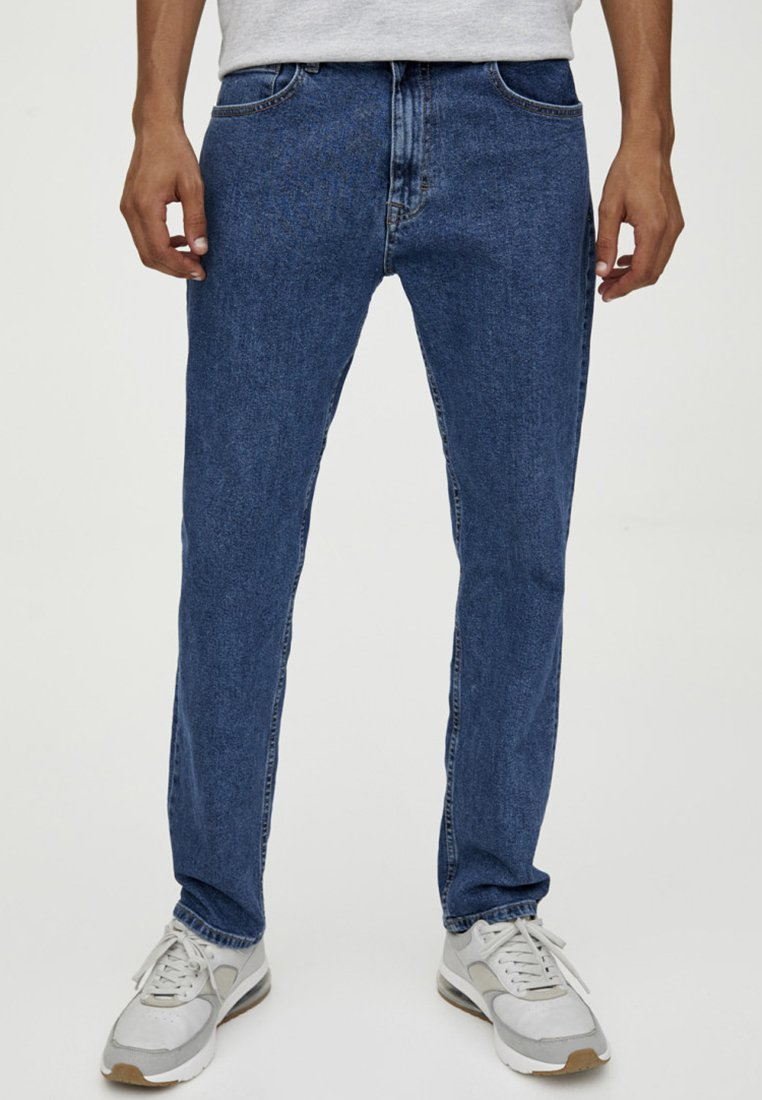 A Blue Pull Jeans Sigaretta amp;bear Dark 9YIeWD2EHb