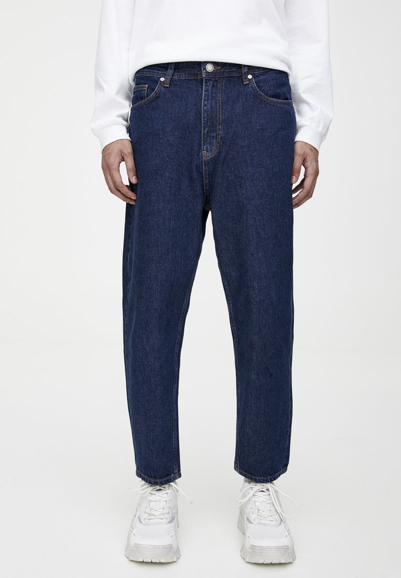 PULL&BEAR - Jeans relaxed fit - light blue