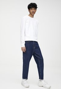 PULL&BEAR - Jeans relaxed fit - light blue - 1