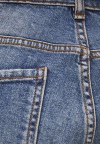 PULL&BEAR - Jeans slim fit - dark blue - 4