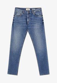 PULL&BEAR - Jeans slim fit - dark blue - 6