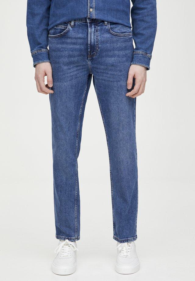IM REGULAR-COMFORT-FIT  - Jeansy Straight Leg - blue denim
