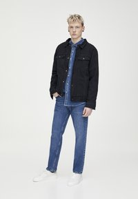 PULL&BEAR - IM REGULAR-COMFORT-FIT  - Jeans a sigaretta - blue denim - 1