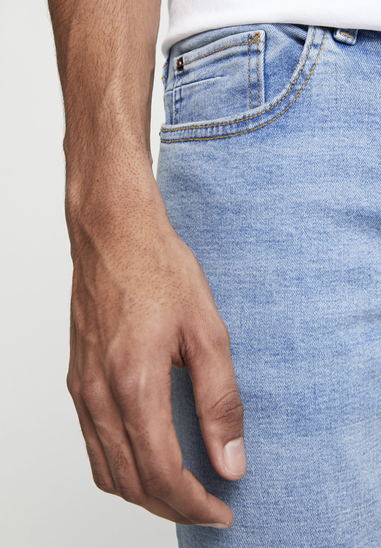 Pull&bear Hellblaue Superskinny-jeans 05682528 - Jeans Skinny Fit Light Blue ubuZk
