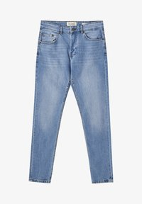 PULL&BEAR - Slim fit jeans - blue denim - 5