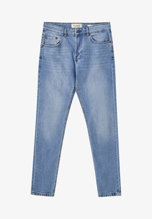 LEICHTE SLIM-JEANS IM COMFORT-FIT 05682556 - Jean slim - blue denim
