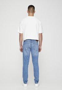 PULL&BEAR - Slim fit jeans - blue denim - 2