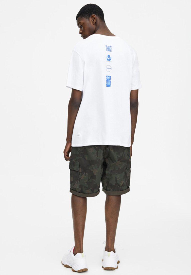Pull SkaterT Imprimé Pacific shirt White amp;bear POkZiwuTX