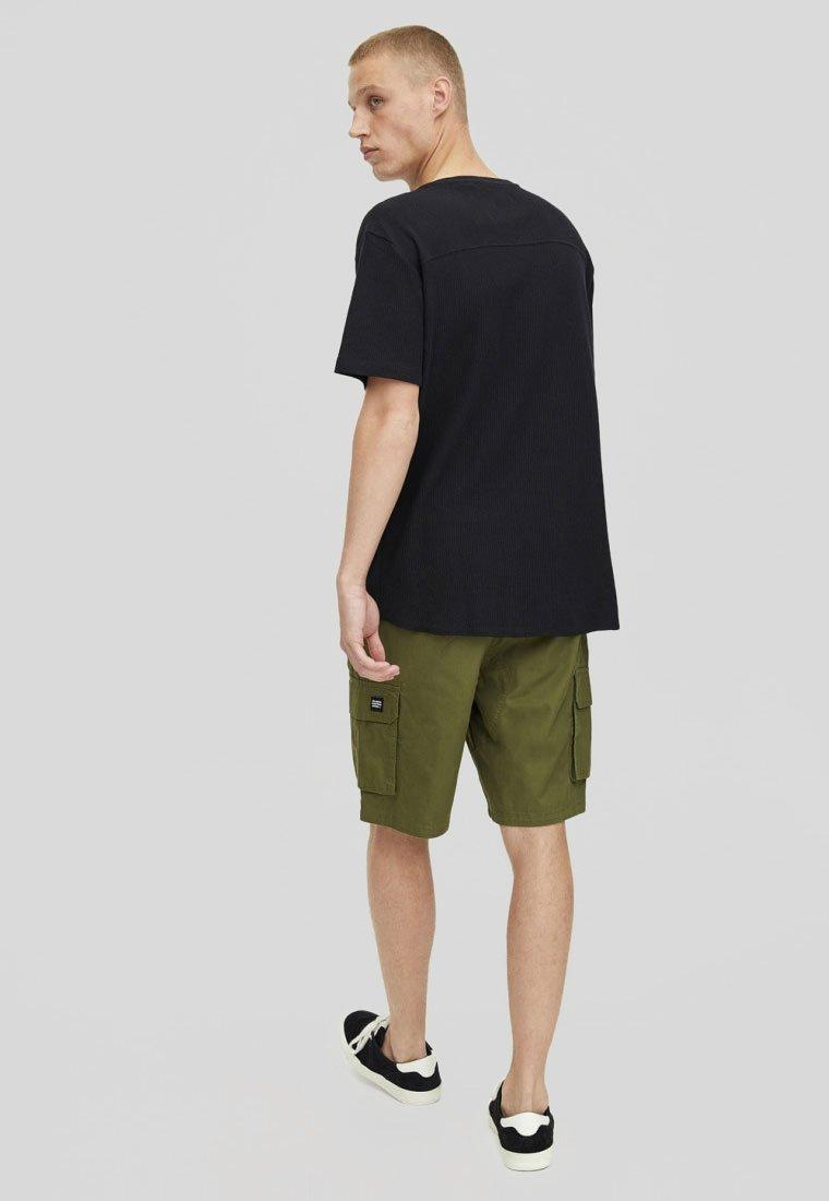 shirt BasiqueBlack Pull T amp;bear amp;bear T Pull shirt 5L3A4Rjq