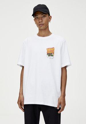 YOUNG BONES - T-Shirt print - white