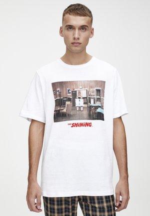 THE SHINING - T-shirt med print - white