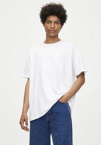 PULL&BEAR - 2 PACK - T-shirt basique - multi-coloured - 2