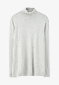 PULL&BEAR - Trui - light grey - 5