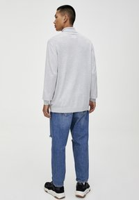 PULL&BEAR - Trui - light grey - 2