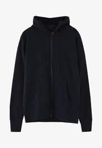 PULL&BEAR - MIT KAPUZE - veste en sweat zippée - dark blue - 5