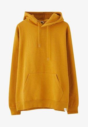 Huppari - mustard yellow