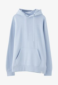 PULL&BEAR - Sweat à capuche - light blue - 5