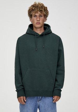 BASIC - Hoodie - green