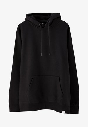 MIT KAPUZE  - Sweat à capuche - black