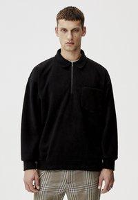 PULL&BEAR - Sweater - black - 0