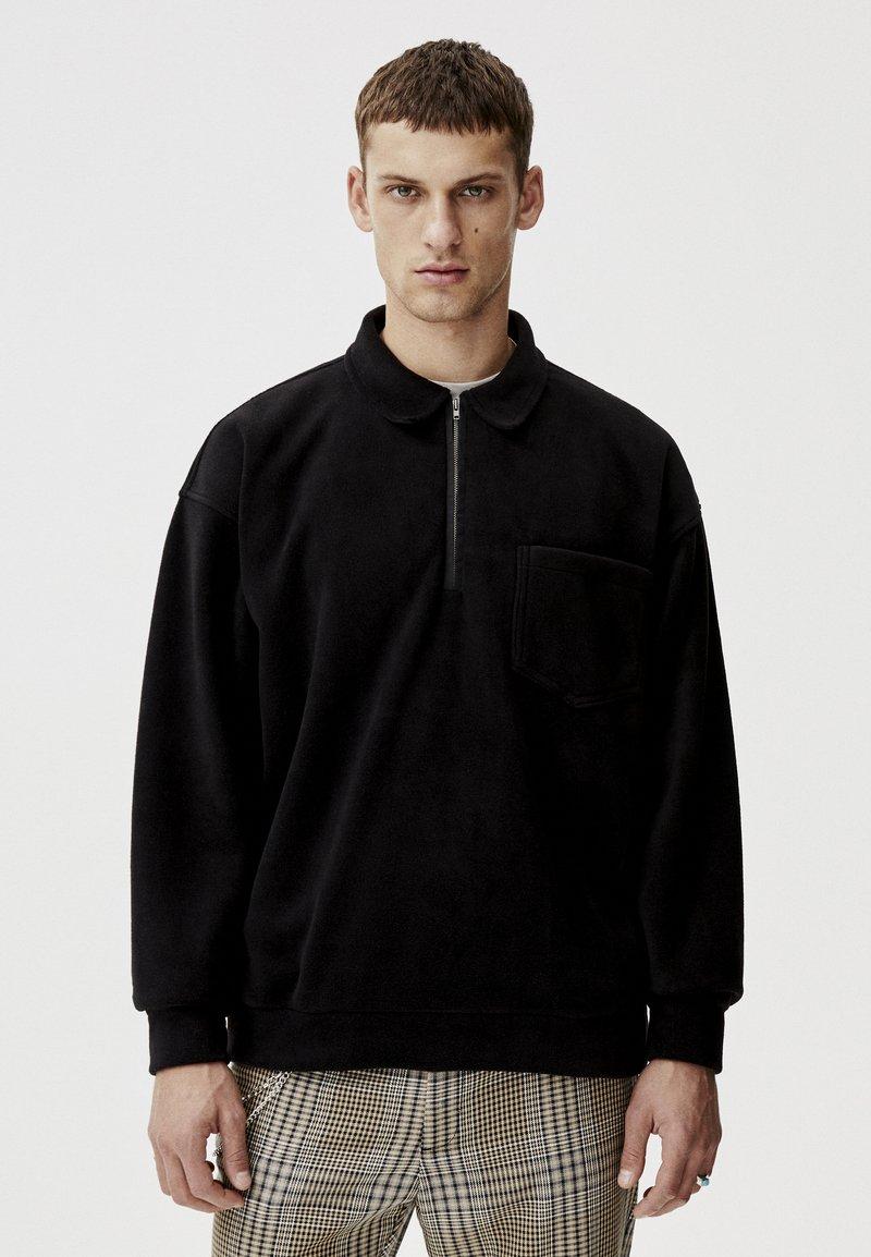 PULL&BEAR - Sweater - black