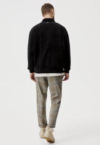 PULL&BEAR - Sweater - black - 2