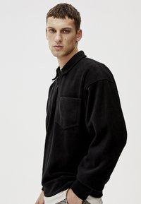 PULL&BEAR - Sweater - black - 3