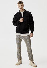PULL&BEAR - Sweater - black - 1