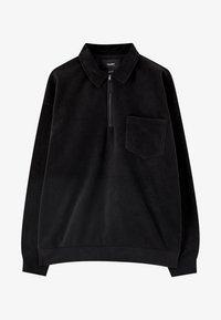 PULL&BEAR - Sweater - black - 6