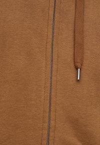 PULL&BEAR - Sweatjacke - brown - 5