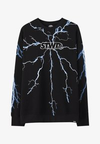 PULL&BEAR - STWD - Sweater - black - 6