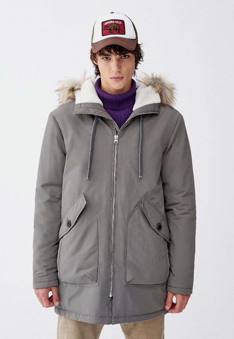 PULL&BEAR - Wintermantel - grey