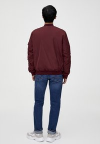 PULL&BEAR - BASIC - Bomberjacks - bordeaux - 2