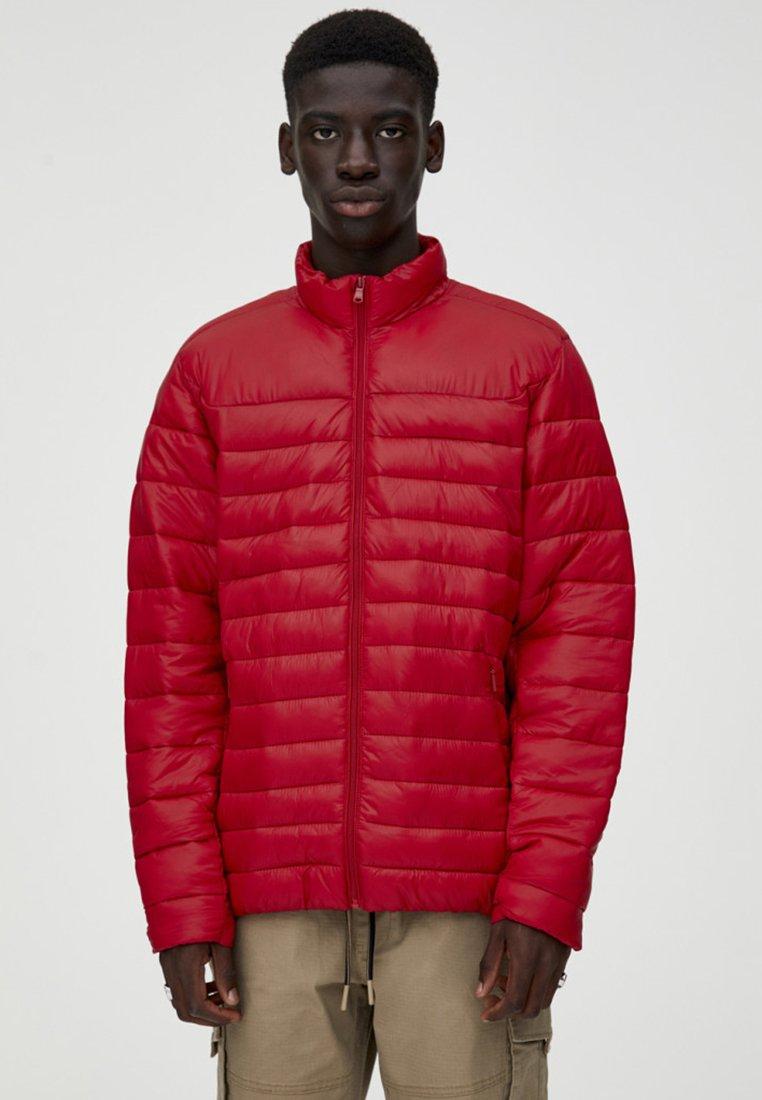 PULL&BEAR - Winterjas - red