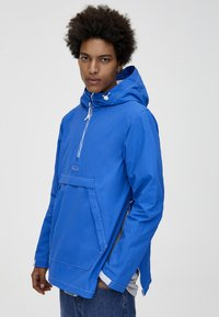PULL&BEAR - Windjack - blue - 3